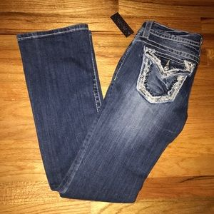 NWT Miss me jeans 27